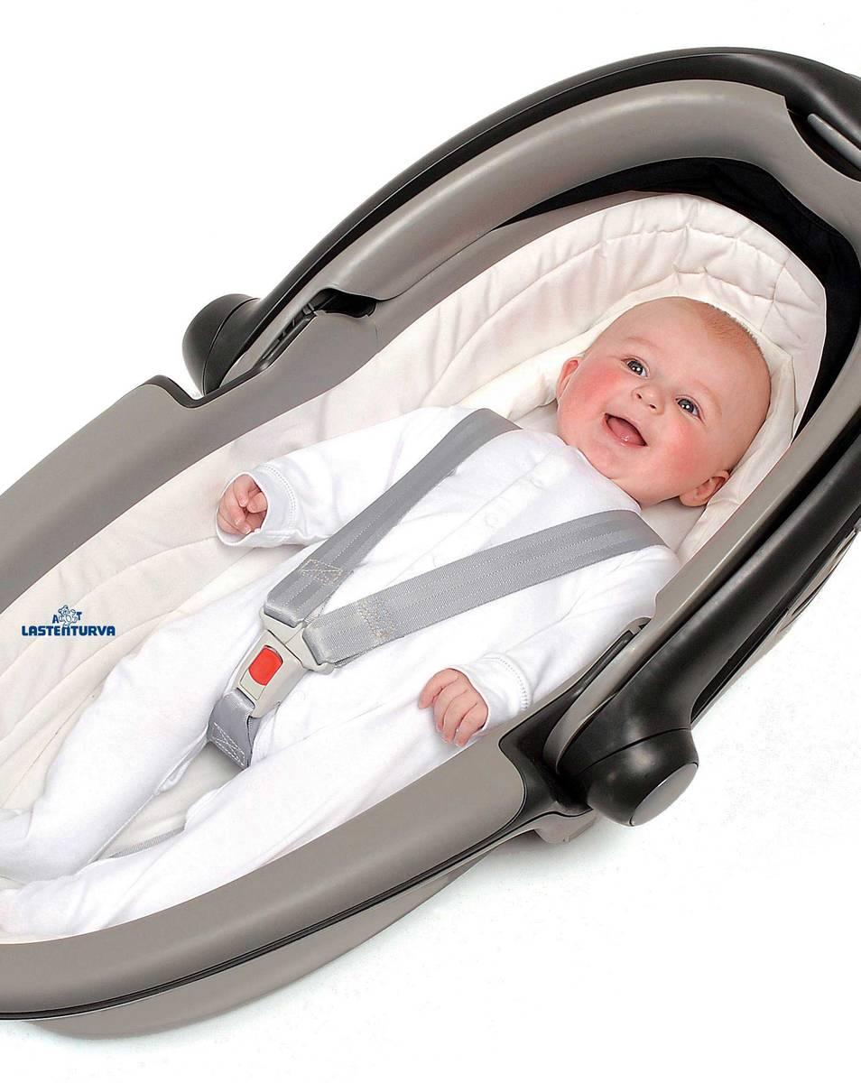Britax Baby-Safe Sleeper turvavuode - Turvavuode - 4000984065220 - 8