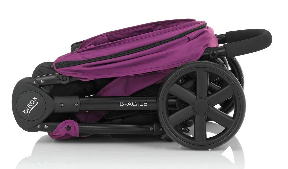 Britax B-Agile 4 matkarattaat - Matkarattaat - 4000984085990 - 37
