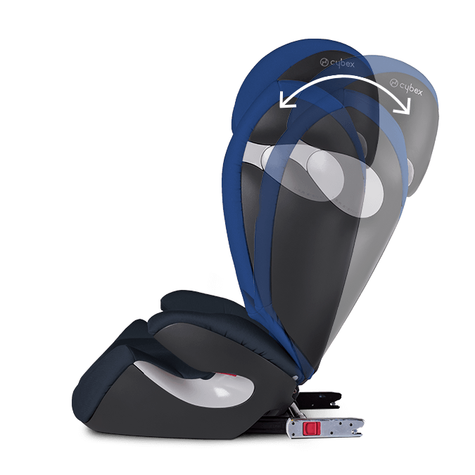 Cybex Solution M-fix 15 - 36 kg turvavyöistuin - Turvavyöistuimet - 5958451110 - 13