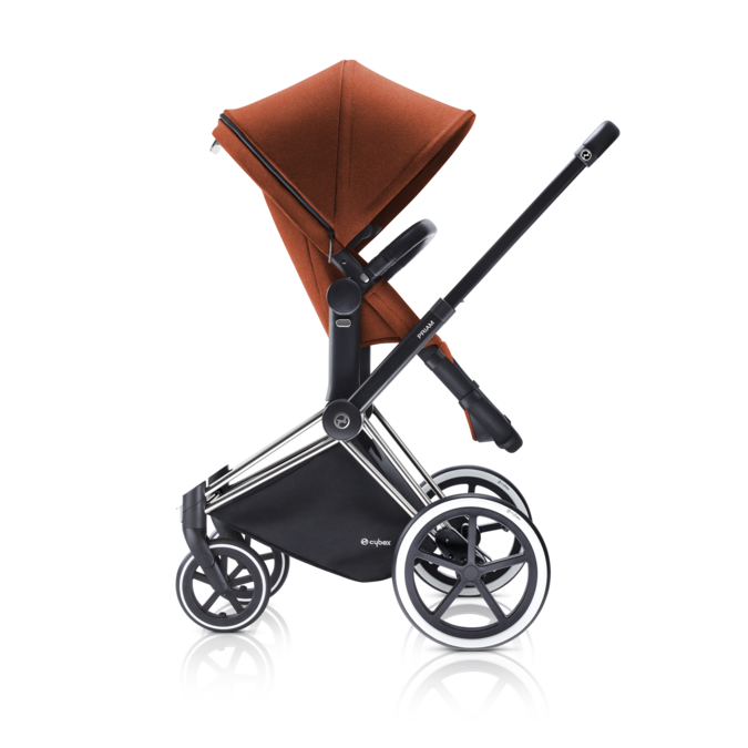 Cybex Priam 2-in-1 Light istuinosa/vaunukoppa - Platinum - Istuinosat & kankaat - 2326550010 - 44