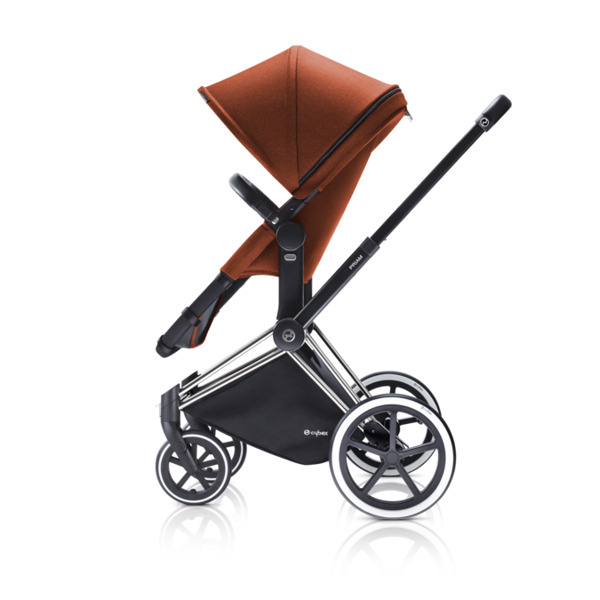 Cybex Priam 2-in-1 Light istuinosa/vaunukoppa - Platinum - Istuinosat & kankaat - 2326550010 - 45