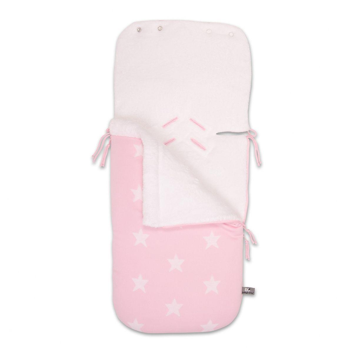 Baby Pink - Lämpöpussi turvakaukaloon - 333500210 - 7