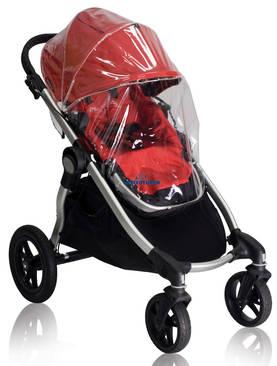 Baby Jogger Sadesuoja - Sadesuojat tuplarattaisiin - 745146509160 - 1