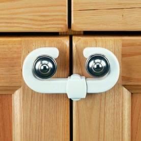 Clippasafe Cabinet Locks - Lukot, salvat ja sulkimet - 5015876020620