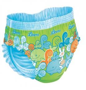 Libero Swimpants uimavaippa 7-12kg 6kpl - Vaipat ja uimavaipat - 7322540375770 - 1