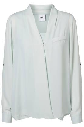 Mamalicious MlVirginia Tess L/S Woven Top paita - Paidat ja topit - 62355840010 - 1