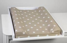 NG Baby Hoitoalusta Big Star Sand - Hoitoalustat ja päälliset - 7315670183810 - 1