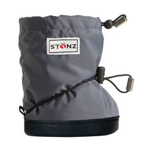 Stonz Booties töppöset 2016 - Grey Plus - Töppöset - 3200254120