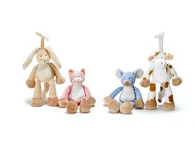 Vas: pupu, kissa, hiiri, lehmä - Soittorasiat - 665544120 - 1