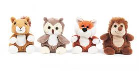 Teddykompaniet Teddy Forest pehmolelut - Pehmolelut ja ensilelut - 7331626022330 - 1