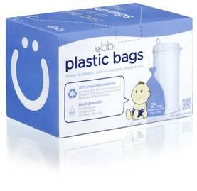 Ubbi vaipparoskiksen muovipussit 25kpl - Vaipparoskisten pussit ja jätepussit - 698904100850 - 1