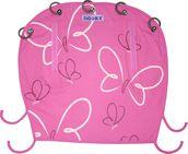 Pinkki, perhoset - Aurinkosuojat ja vaunuverhot - 444102100 - 15