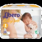 Libero vaippa Newborn 1, 2-4 kg 28 kpl - Vaipat ja uimavaipat - 7310791282060 - 2