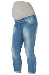 Mamalicious MlAlli Sky Blue 7/8 Jeans housut - Housut ja haalarit - 633633200210 - 1