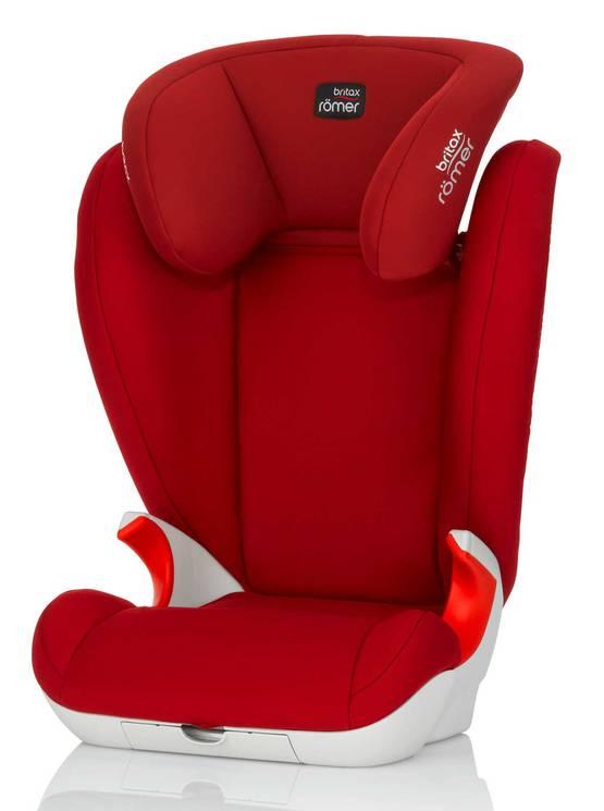 Flame Red 2016 - Turvavyöistuimet - 8850012010 - 1