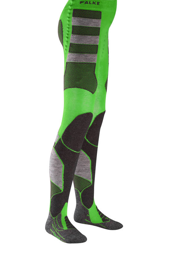 Falke lasten urheilusukkahousut - Vivid Green - Sukkahousut ja legginsit - 4445500210 - 1