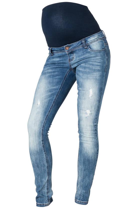 Mamalicious Tropez Vintage Slim Jeans housut - Housut ja haalarit - 3265844740 - 1