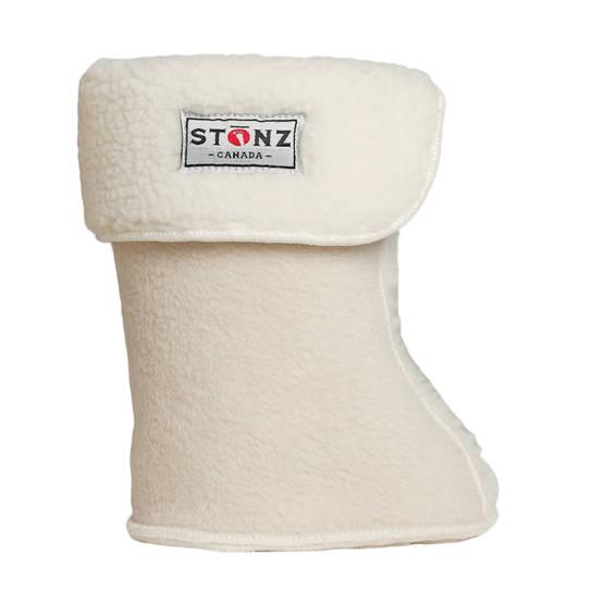 Stonz Bootie Linerz töppösiin - Sherpa Bonded Fleece - Pohjalliset ja muut lisäosat - 3666965400 - 1