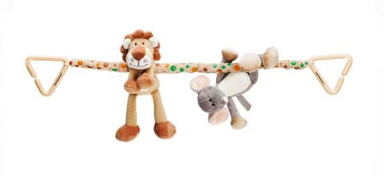 Leijona ja norsu - Vaunulelut - 554120120 - 1