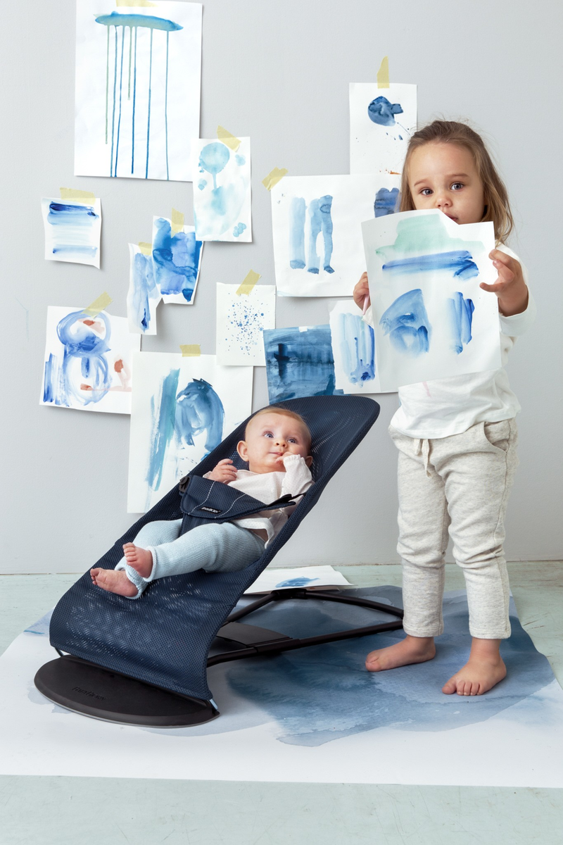 BabyBjörn Balance Soft Mesh - The Watercolor Collection - Sitterit - 51200845741 - 5