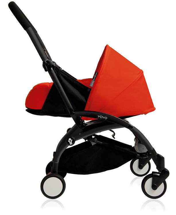 Punainen & musta runko - Matkarattaat - 444330201 - 3