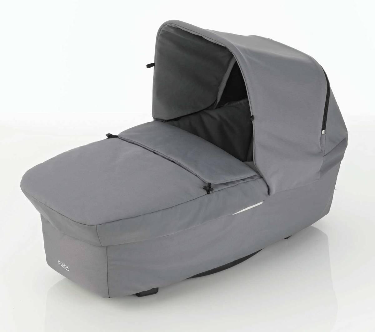 Steel Grey - Vaunukopat - 4000984101 - 1