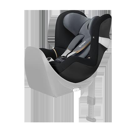 Graphite Black - Turvaistuimet - 62300214741 - 3