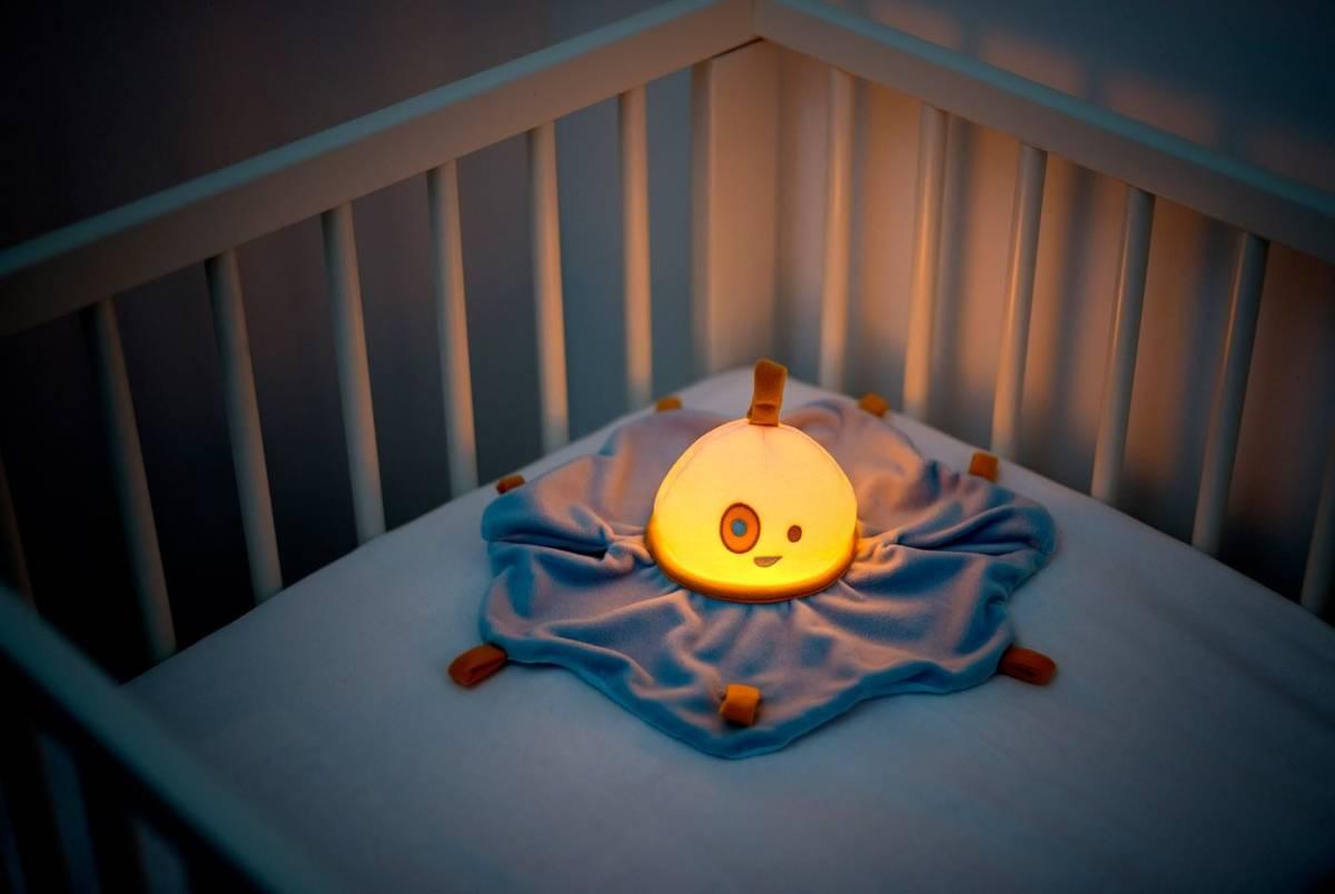 Doomoo Spooky yövalo/uniliina - Uniliinat ja unirievut - 6322033021 - 5