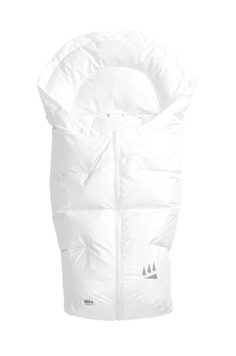 Valkoinen - Lämpöpussi turvakaukaloon - 4005226062241 - 10