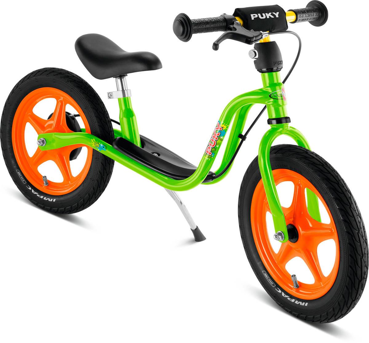 Vihreä-oranssi (4031) - Potkupyörät - 401573104111 - 1