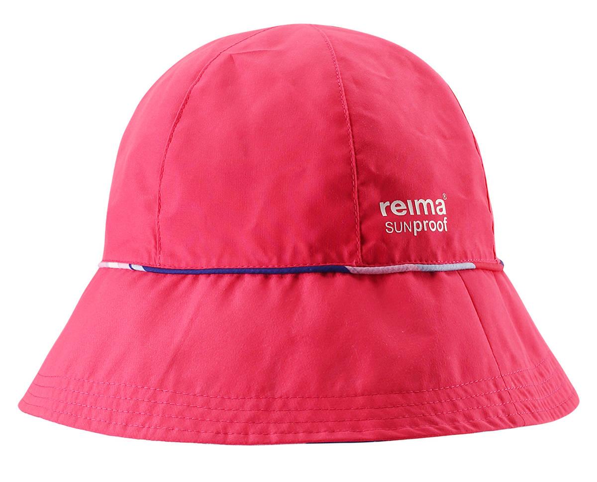 Reima Viiri käännettävä UV-hattu - Strawberry Red/Rose - UV-vaatteet - 211548421101 - 4