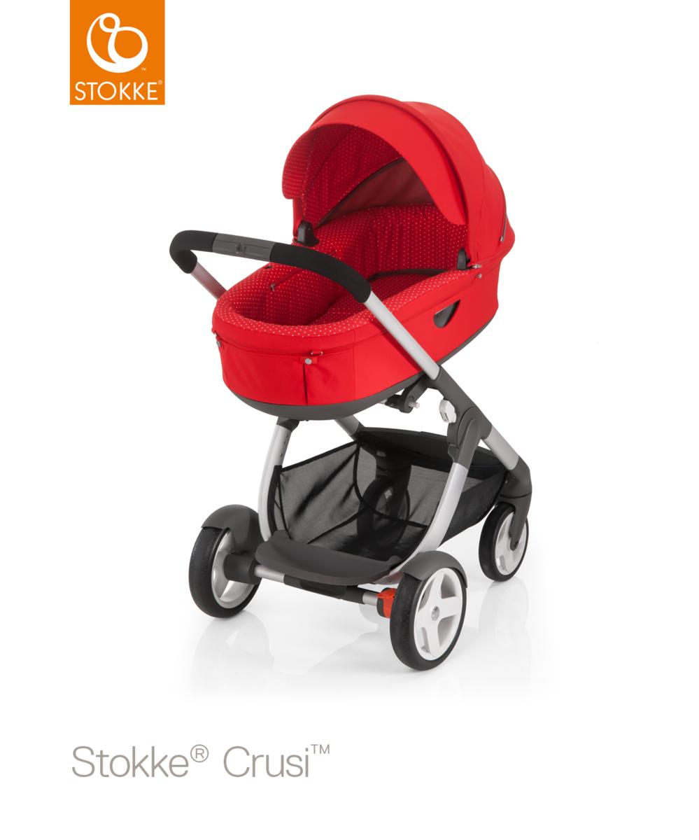 Stokke Crusi & Trailz Carry Cot vaunukoppa - Vaunukopat - 552210101 - 40