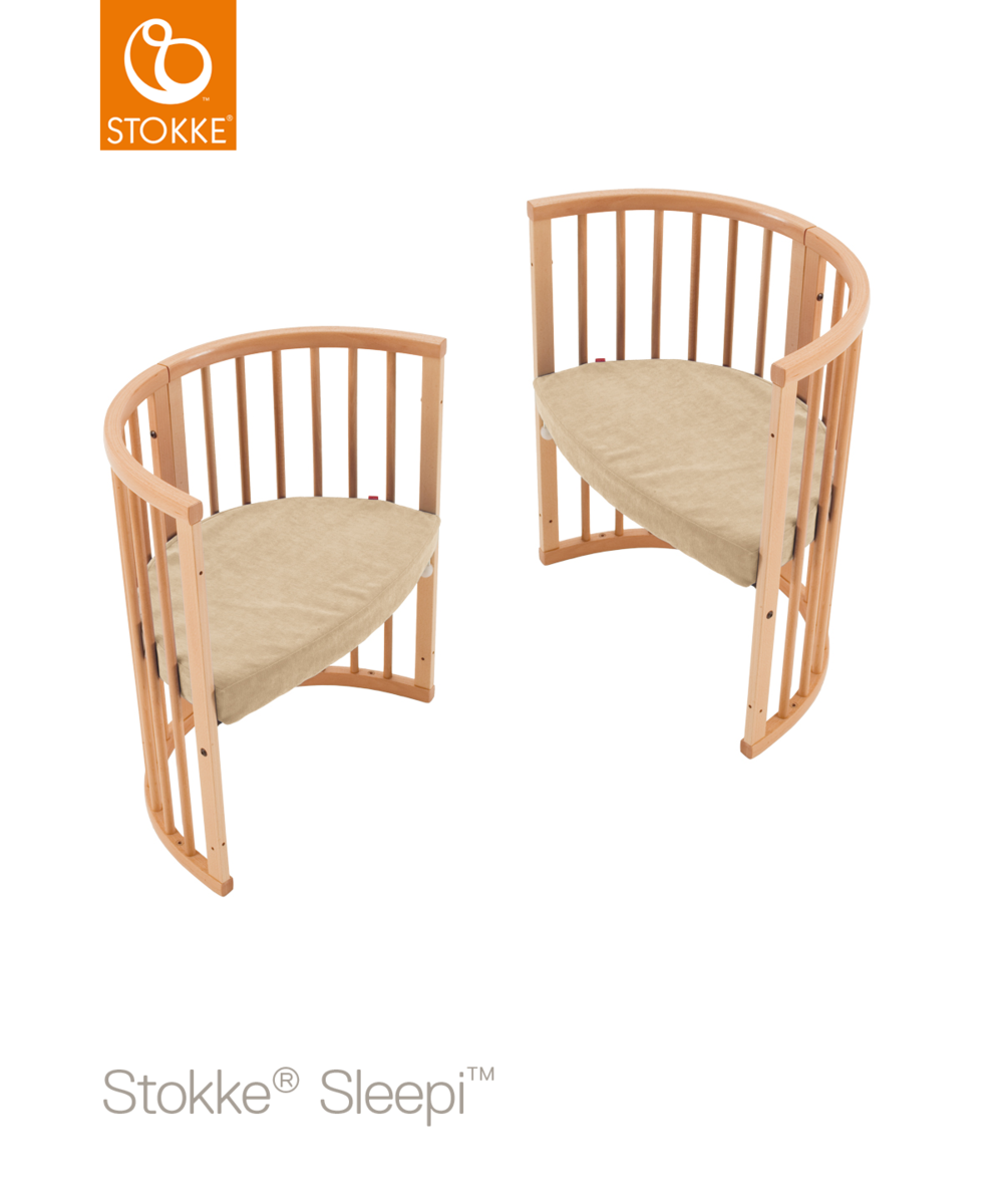 stokke sleepi bed pinnas nky 120 cm patjalla a t lastenturva verkkokauppa. Black Bedroom Furniture Sets. Home Design Ideas
