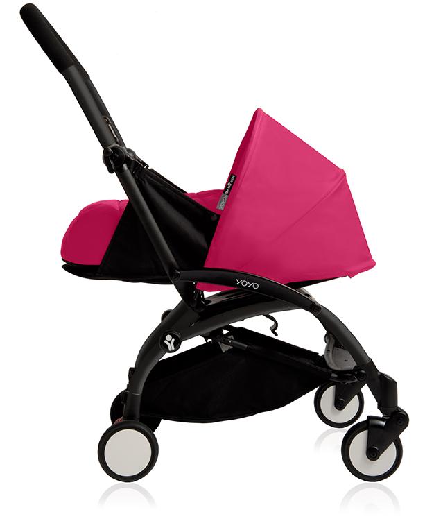 Pinkki & musta runko - Matkarattaat - 444330201 - 5