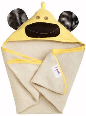 Apina - keltainen - Huppupyyhkeet - 9559500121 - 2