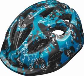Robot Blue - Pyöräilykypärät - 4003318521751