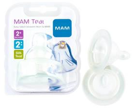 Ainu Mam Teat2 2 kpl vesi- ja maitotutti - Tuttipäät, juomanokat ja korkit - 9001616003141 - 1