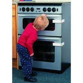 Clippasafe Microwave & Oven Lock - Lukot, salvat ja sulkimet - 5015876020491 - 1