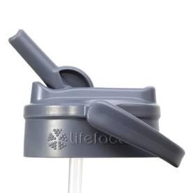 Lifefactory Straw Cap pillikorkki - Juomapullot - 045635970861