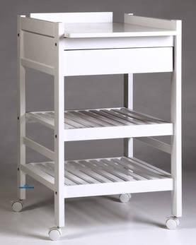 Little Footprint Loft hoitopöytä - Hoitopöydät ja lipastot - 4751013121041 - 1