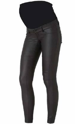 Mamalicious MlRam Coated Slim Jeans odotushousut - Housut ja haalarit - 5988987401 - 1