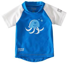 Reima SunProof Azores UV-paita - Ocean Blue - UV-vaatteet - 365956004121 - 1
