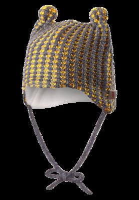 Reima Torkku villamyssy - Keltainen - Kypärälakit ja pipot - 6336595501 - 1