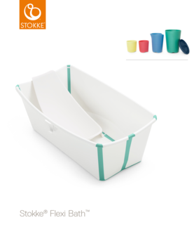 Stokke Flexi Bath Bath & Play - Ammeet - 7040355535041 - 1