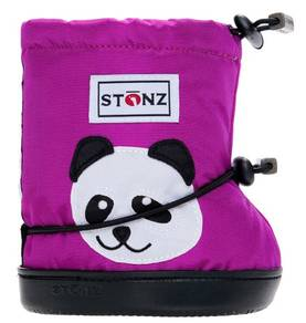 Stonz Booties töppöset 2017 - Panda Purple Plus - Töppöset - 200121421
