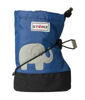Stonz Booties töppöset - Elephant - Slate Blue - Töppöset - 65480032101 - 1