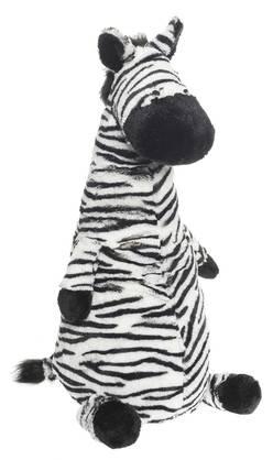 Teddykompaniet Funny Jungle seepra - Pehmolelut ja ensilelut - 7331626025461 - 1