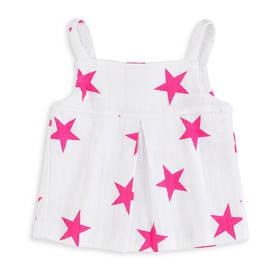 Aden+anais Smock Top toppi - Pink Star - Paidat ja mekot - 122548451 - 1