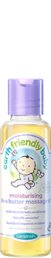 Earth Friendly Baby hierontaöljy 125ml - Voiteet ja salvat - 5060062997941 - 1