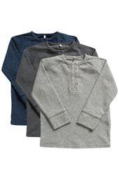 Minimize MmMist T-Shirt L/S Basic 3-pack paita - Paidat ja mekot - 5233260021 - 1